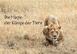 Die Magie der Könige der Tiere (Tischkalender 2019 DIN A5 quer) von Skrypzak,  Rolf