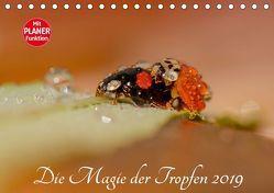 Die Magie der Tropfen 2019 (Tischkalender 2019 DIN A5 quer) von Kropf,  Anna