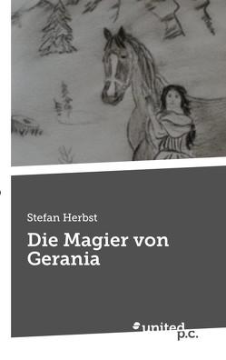 Die Magier von Gerania von Herbst,  Stefan