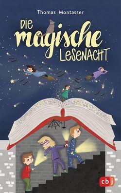Die magische Lesenacht von Montasser,  Thomas, Thißen,  Sandy