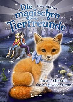 Die magischen Tierfreunde – Finja Fuchs und die Magie der Sterne von Margineanu,  Sandra, Meadows,  Daisy