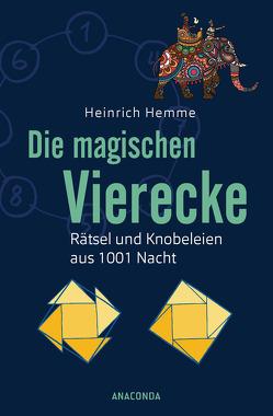 Die magischen Vierecke von Hemme,  Heinrich