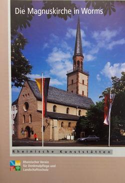 Die Magnuskirche in Worms von Preßler,  Karsten, Wiemer,  Karl P