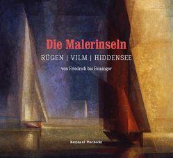 Die Malerinseln RÜGEN   VILM   HIDDENSEE von Piechocki,  Reinhard