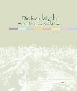 Die Mandatgeber von Otten-Tscheulin,  Hans-Georg