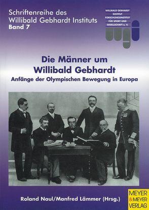 Die Männer um Willibald Gebhardt von Lämmer,  Manfred, Naul,  Roland