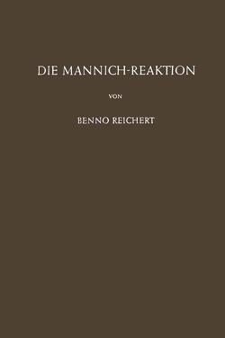 Die Mannich-Reaktion von Reichert,  B.