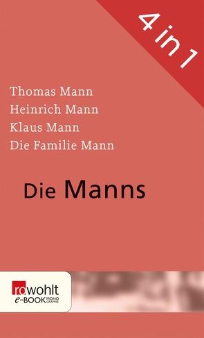 Die Manns von Naumann,  Uwe, Schroeter,  Klaus, Wißkirchen,  Hans