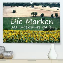 Die Marken, Impressionen aus dem unbekannten Italien (Premium, hochwertiger DIN A2 Wandkalender 2020, Kunstdruck in Hochglanz) von van Wyk - www.germanpix.net,  Anke