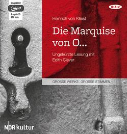 Die Marquise von O… von Clever,  Edith, Kleist,  Heinrich von