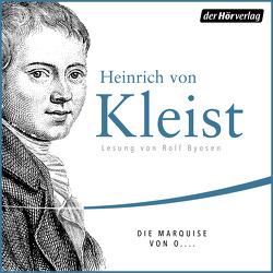 Die Marquise von O…. von Boysen,  Rolf, Kleist,  Heinrich von