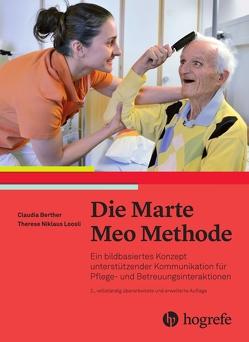 Die Marte Meo Methode von Berther,  Claudia, Niklaus Loosli,  Therese
