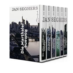 Die Marthaler-Romane von Seghers,  Jan