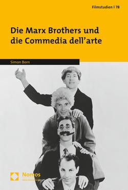 Die Marx Brothers und die Commedia dell'arte von Born,  Simon