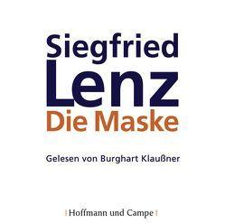 Die Maske CD von Klaußner,  Burghart, Lenz,  Siegfried
