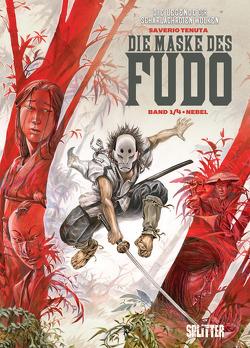 Die Maske des Fudo. Band 1 von Tenuta,  Saverio