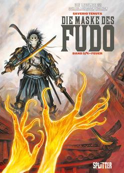 Die Maske des Fudo. Band 3 von Tenuta,  Saverio