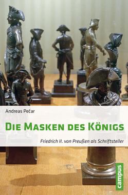 Die Masken des Königs von Pecar,  Andreas