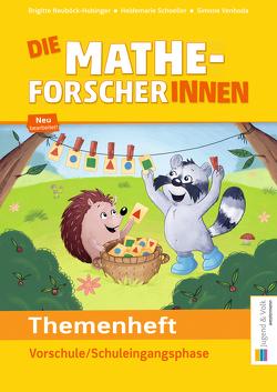 Die Mathe-Forscher/innen 1 von Neuböck-Hubinger,  Brigitte, Schoeller,  Heidemarie, Venhoda,  Simone