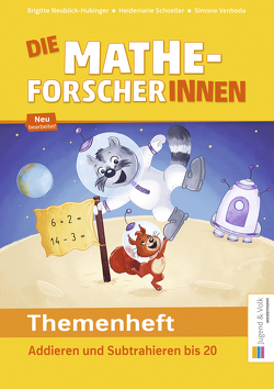 Die Mathe-Forscher/innen 1 von Neuböck-Hubinger,  Brigitte, Venhoda,  Simone
