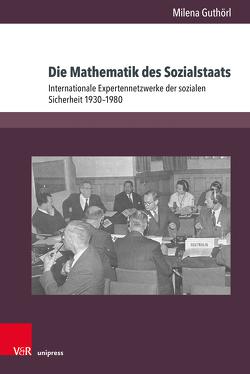 Die Mathematik des Sozialstaats von Guthörl,  Milena