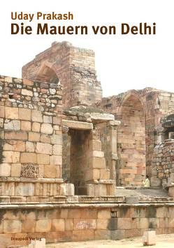 Die Mauern von Delhi von Lotz,  Barbara, Petersdorf,  Anna, Prakash,  Uday