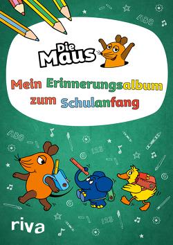 Die Maus – Mein Erinnerungsalbum zum Schulanfang