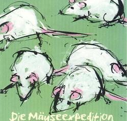 Die Mäuseexpedition von Ebers,  Thomas, Jacobs,  Adalbert