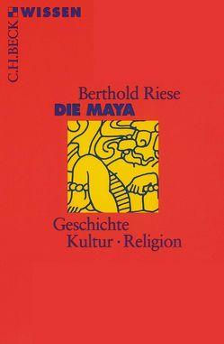 Die Maya von Riese,  Berthold