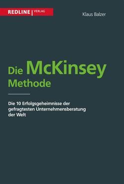 Die McKinsey Methode von Balzer,  Klaus