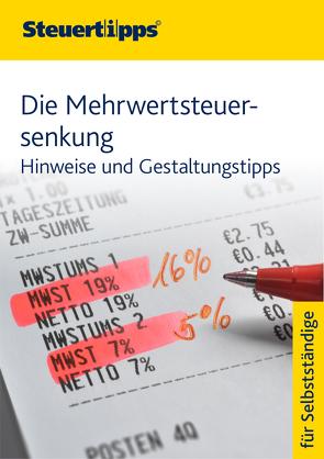 Die Mehrwertsteuersenkung