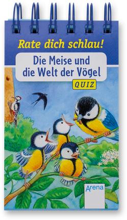 Die Meise und die Welt der Vögel von Döring,  Hans Günther, Reichenstetter,  Friederun, Seeberg,  Helen