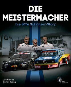 DIE MEISTERMACHER, Schnitzerbuch von Büsing,  Gustav, Mahla,  Uwe, Upietz,  Tim