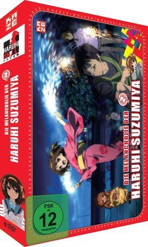Die Melancholie der Haruhi Suzumiya – 2. Staffel Gesamtausgabe von Ishihara,  Tatsuya