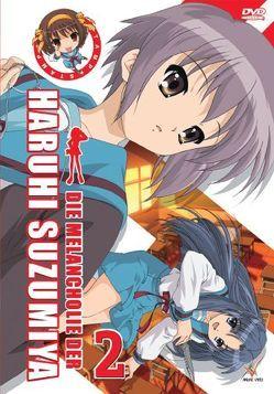 Die Melancholie der Haruhi Suzumiya – DVD Vol. 2 von Ishihara,  Tatsuya