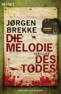 Die Melodie des Todes von Brekke,  Jørgen, Frauenlob,  Günther