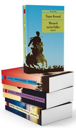 Die Memed-Romane von Cornelius Bischoff, Horst Wilfrid Brands, Yaşar Kemal