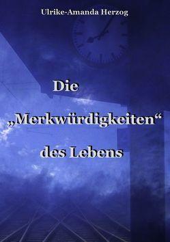 """Die """"Merkwürdigkeiten"""" des Lebens von Herzog,  Ulrike A"""