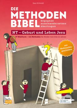 Die Methodenbibel. begegnen + auseinandersetzen + übertragen von Schmidt,  Sara