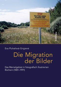 Die Migration der Bilder von Pluharová-Grigiene,  Eva