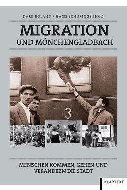 Die Migration in Mönchengladbach von Boland,  Karl, Schürings,  Hans
