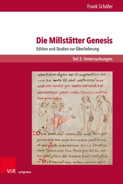 Die Millstätter Genesis von Schäfer,  Frank