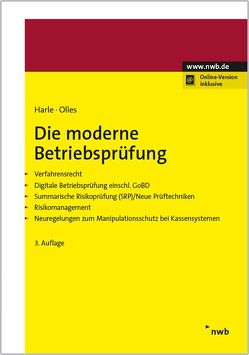 Die moderne Betriebsprüfung von Harle,  Georg, Olles,  Uwe