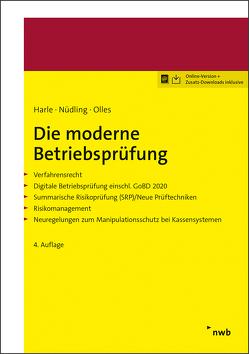 Die moderne Betriebsprüfung von Nüdling,  Lars, Olles,  Uwe