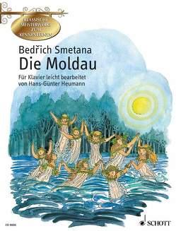 Die Moldau von Heumann,  Hans Günter, Smetana,  Bedrich, Smith,  Brigitte
