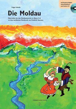 Die Moldau von Schnelle,  Frigga