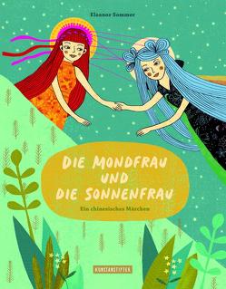Die Mondfrau und die Sonnenfrau von Sommer,  Eleanor