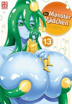 Die Monster Mädchen 13 von Okayado