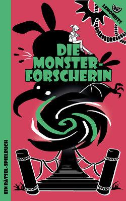 Die Monsterforscherin von Lemonbits,  ., Rindlisbacher,  Corinna