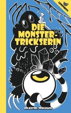 Die Monstertrickserin von Lemonbits,  .